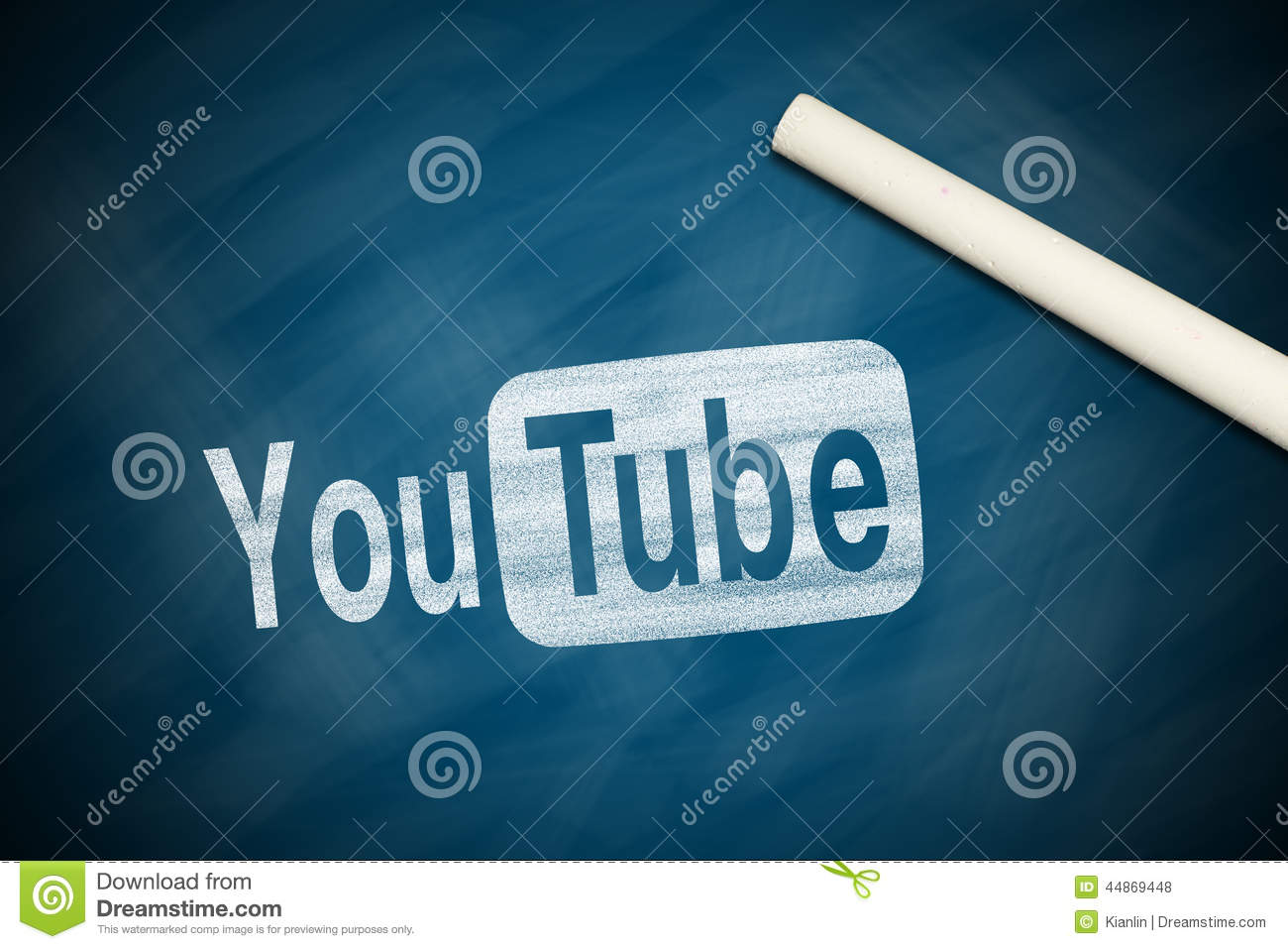 Youtube Logo Editorial Stock Photo Image Of Youtube 44869448