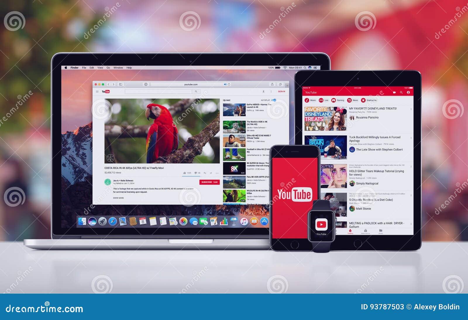 Youtube no ipad pro apple do iphone 7 de apple olha e macbook pro download comp ccuart Image collections