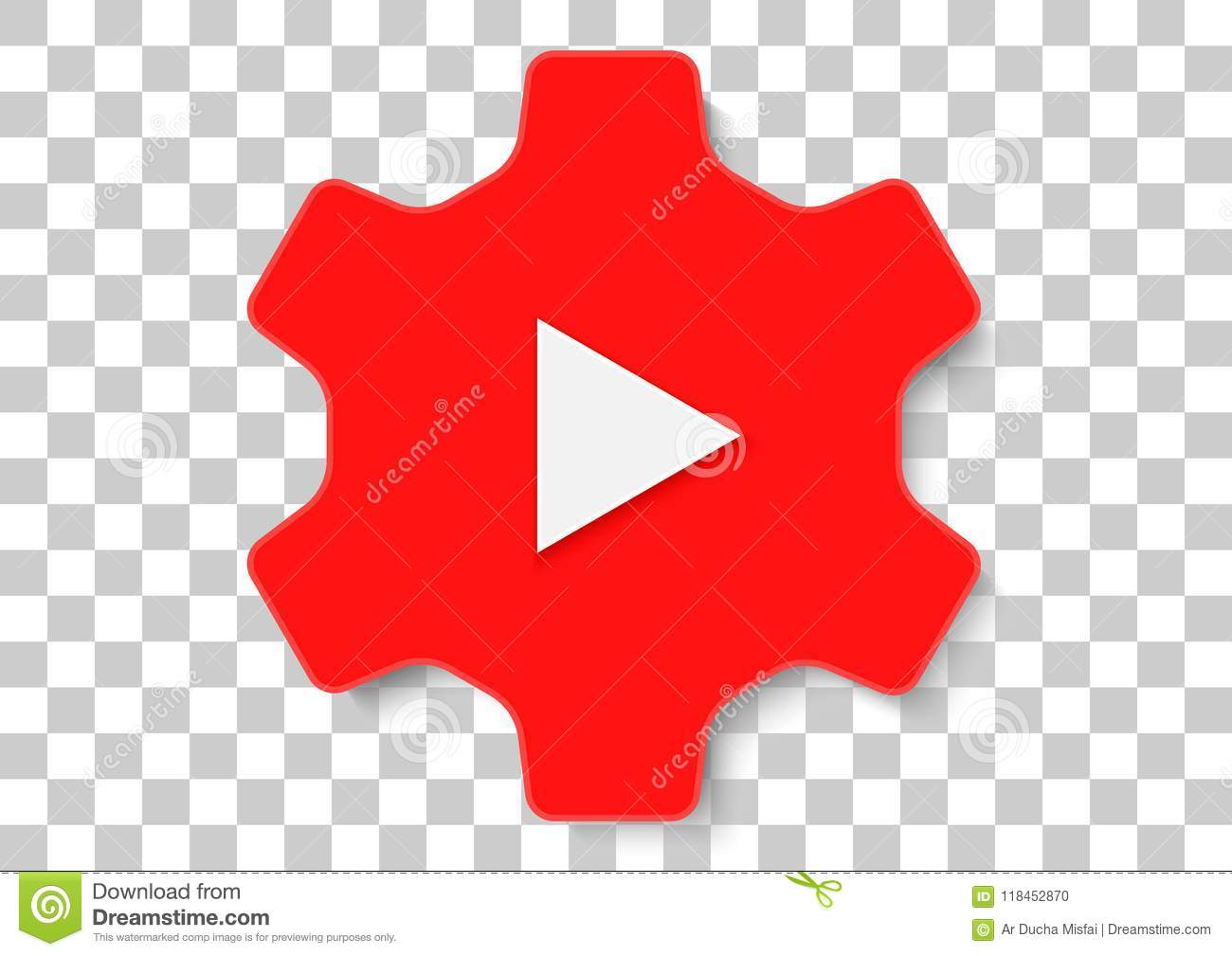 Youtube studio apk icon editorial image  Illustration of