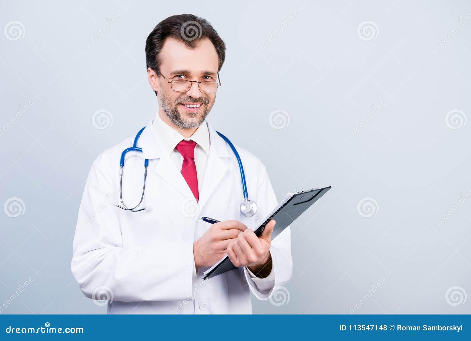 Yrkesmässig kvalificerad doct för klinisk ockupationmedicinareutrustning