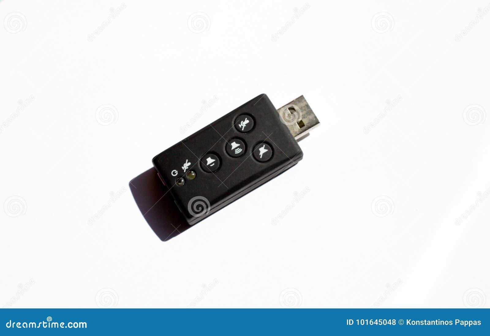 Yttre usb-apparat