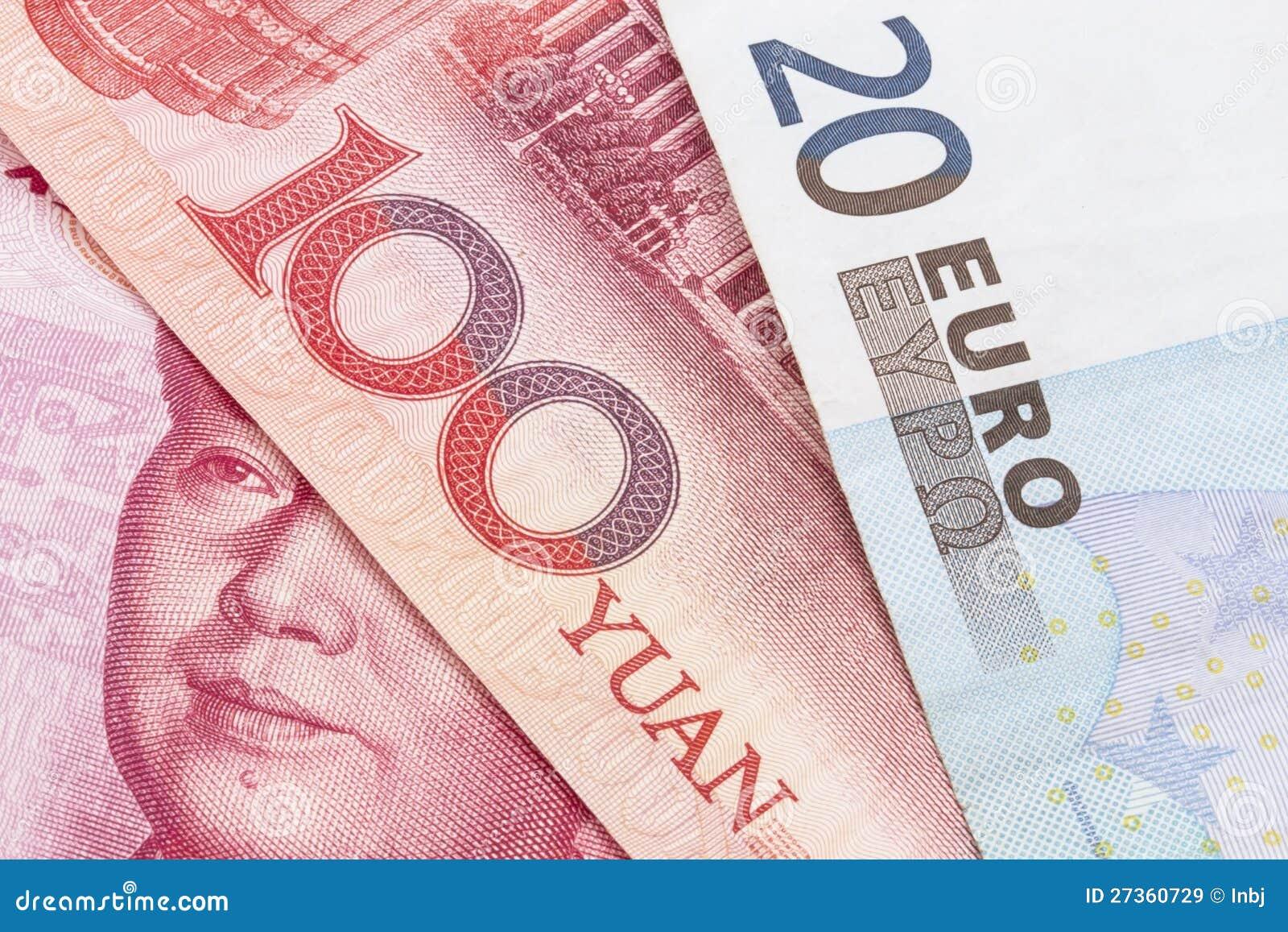 Forex yuan euro