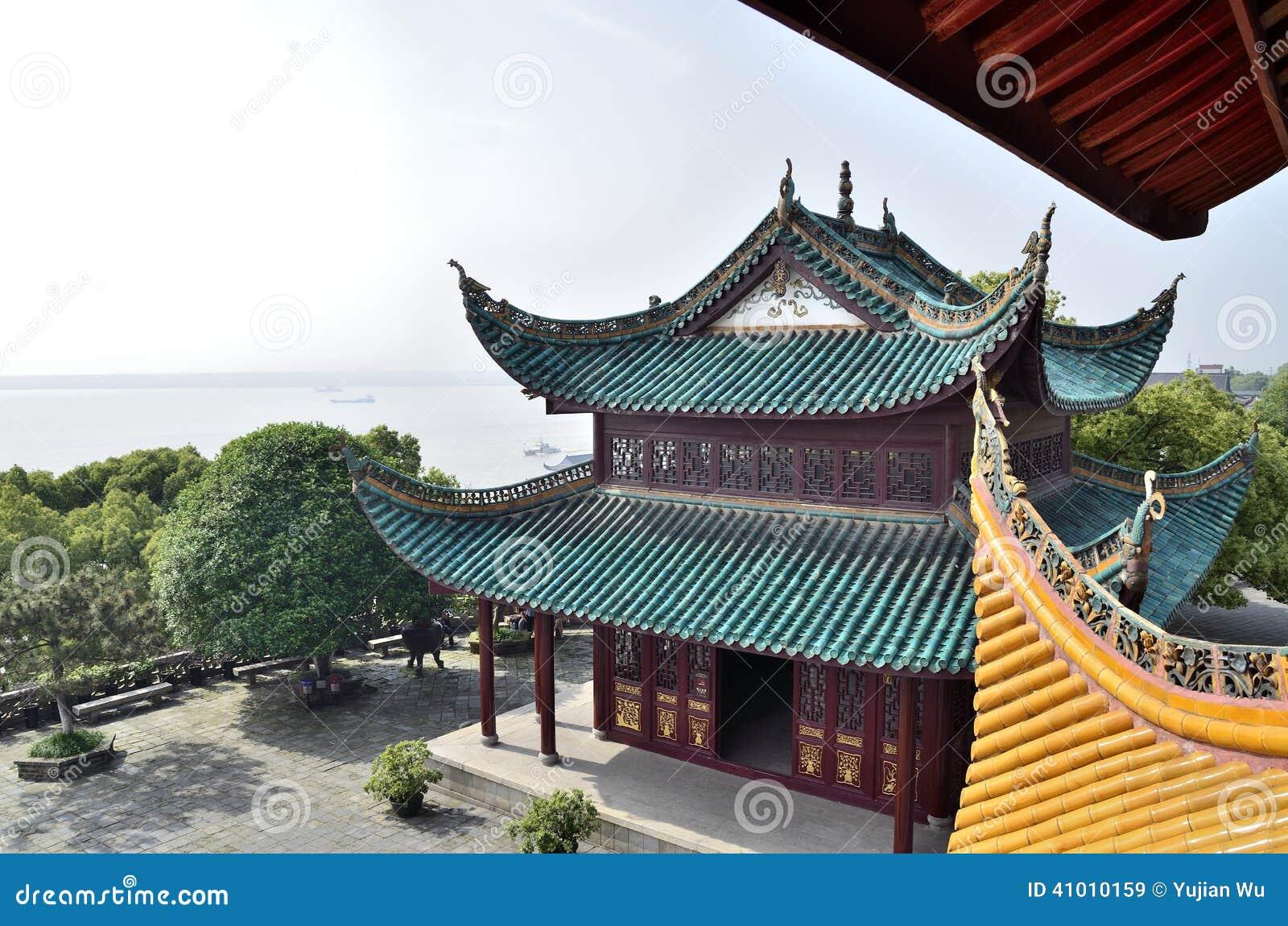 Yueyang China  City pictures : ... Chinese Hunan province Yueyang city Dongting Lake Yueyang Tower Park