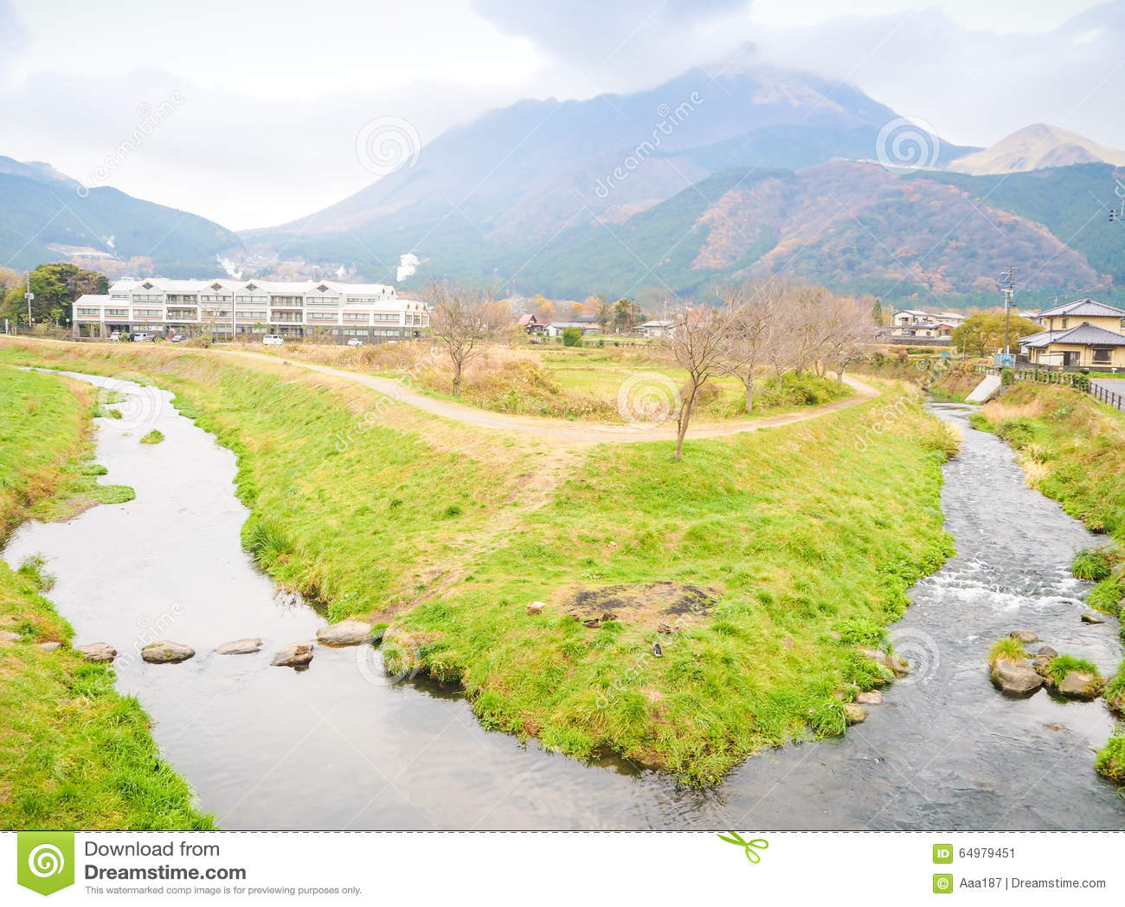 Yufuin九州