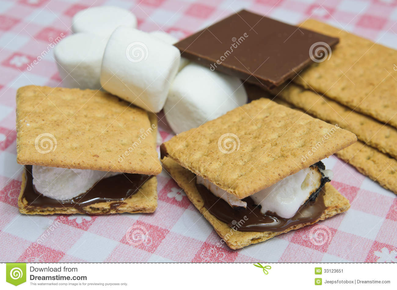 Yummy S mores