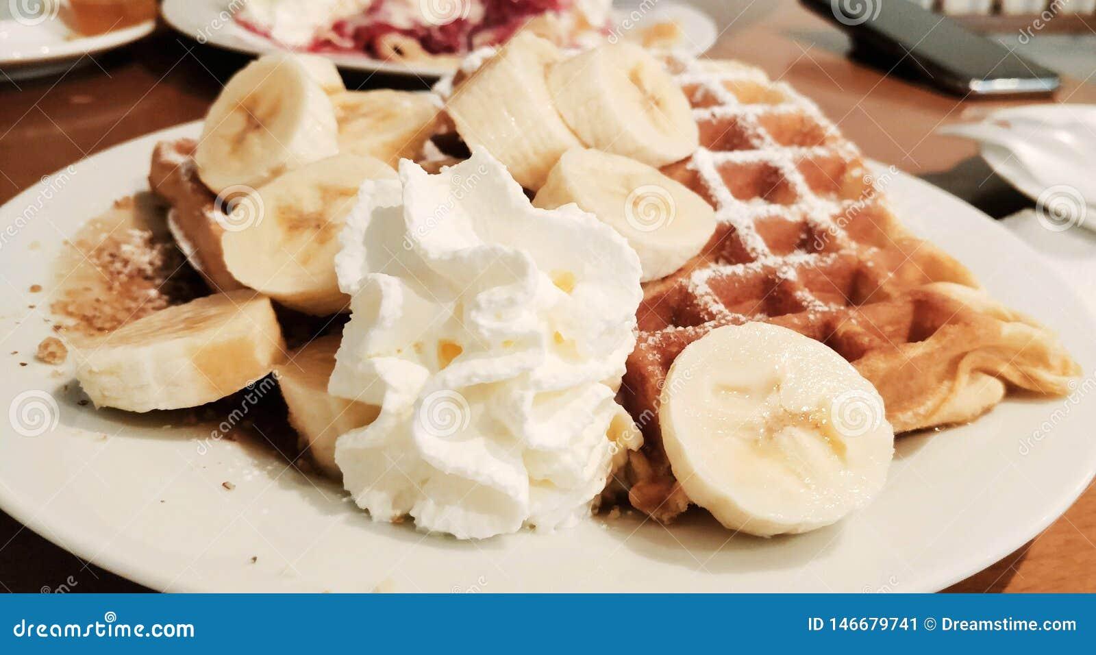 Yummy wafle