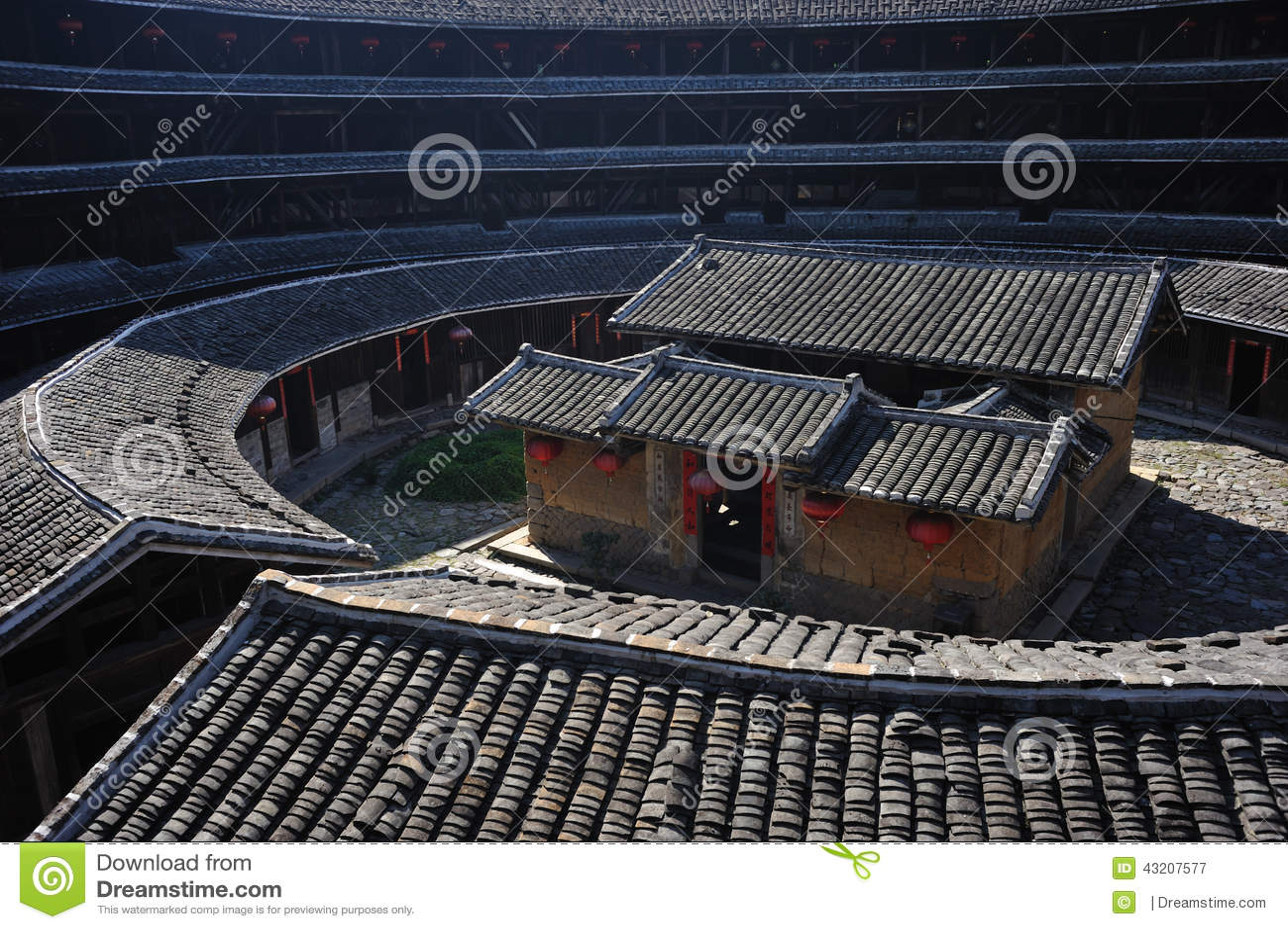 Download Yuqing golv fotografering för bildbyråer. Bild av livstid - 43207577