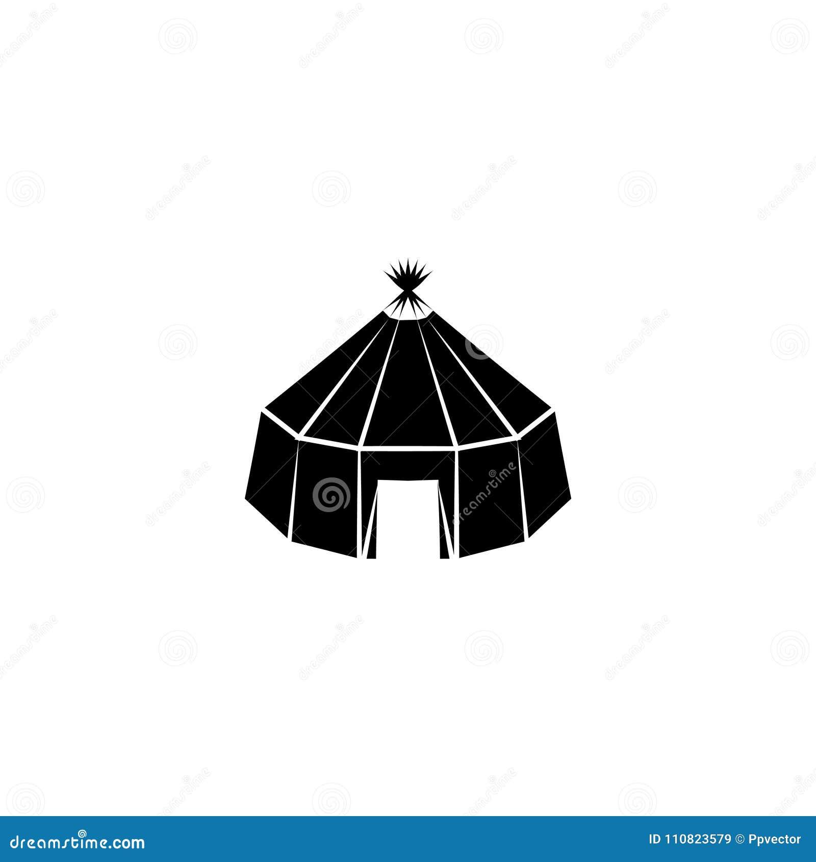 Yurt symbol sign vector stock illustration illustration of home yurt symbol sign vector biocorpaavc Images