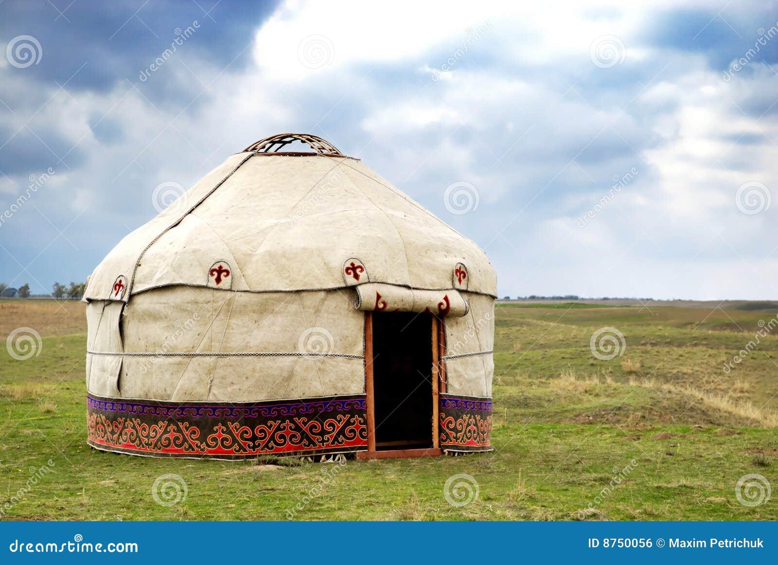 Yurt - Zelt des Nomaden