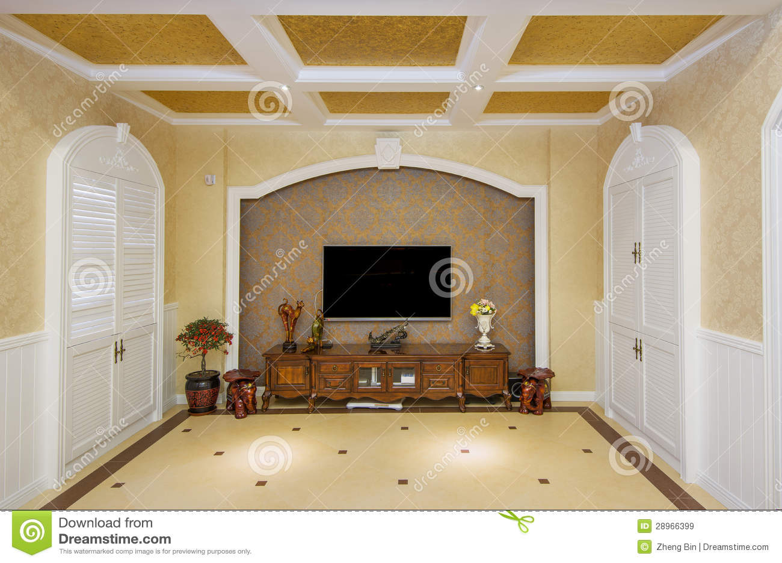 Żywy pokój