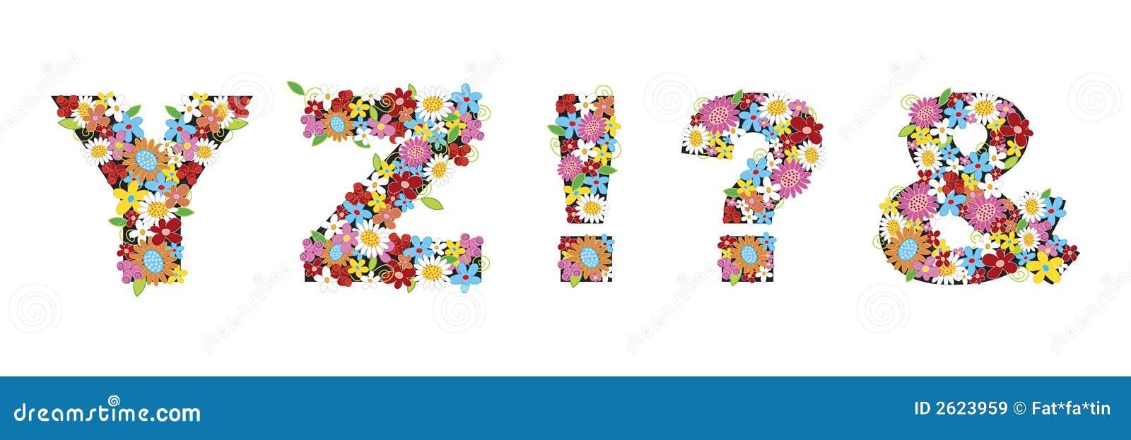 YZ!? & flores da mola