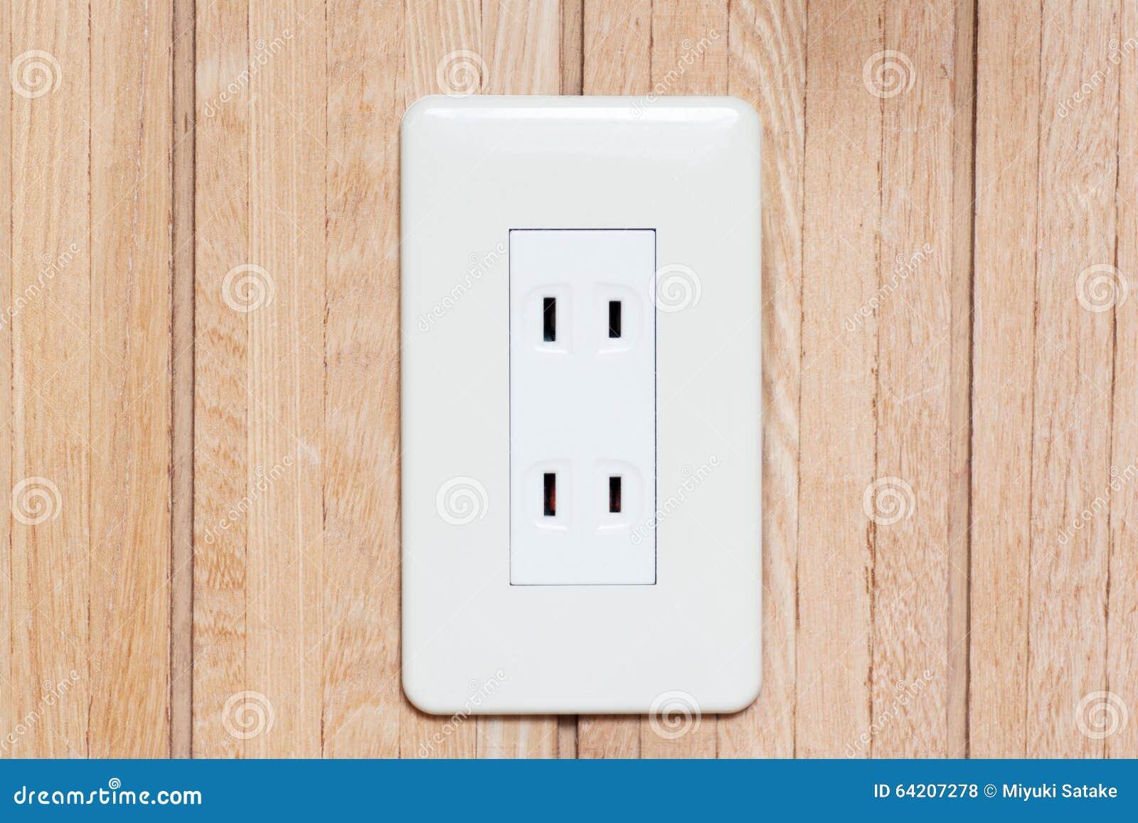 Zócalo japonés de la energía eléctrica