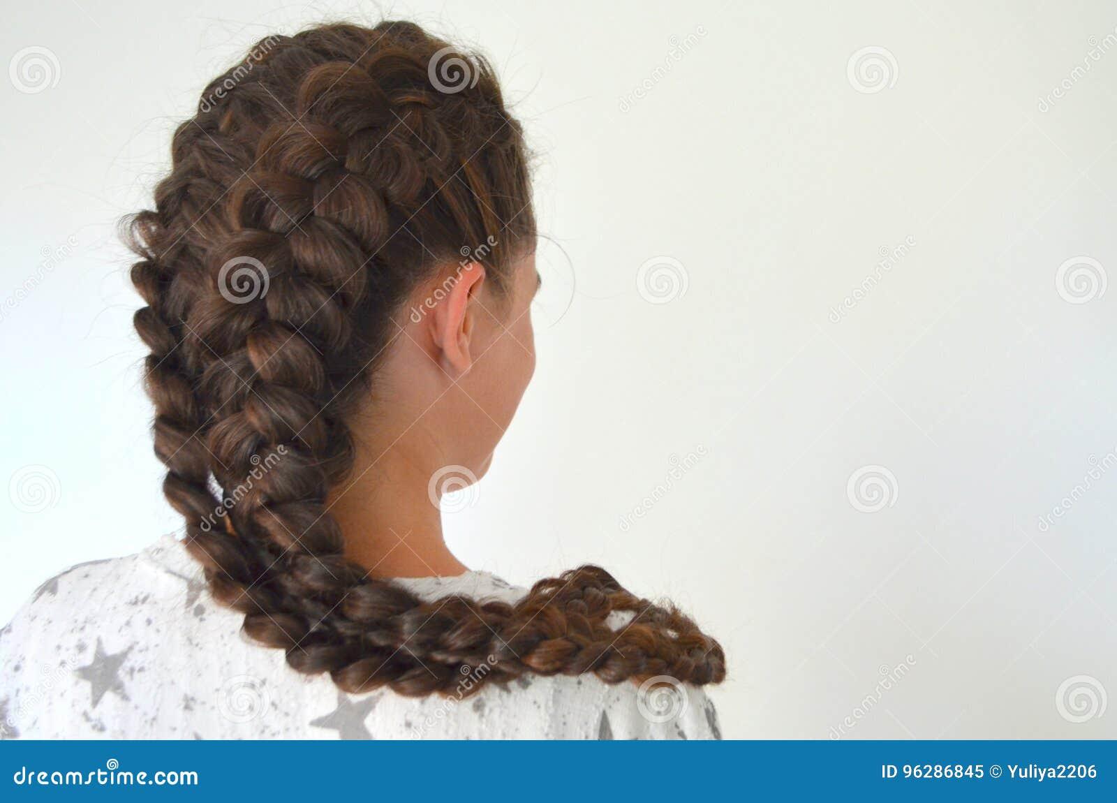 zöpfe für lange haare