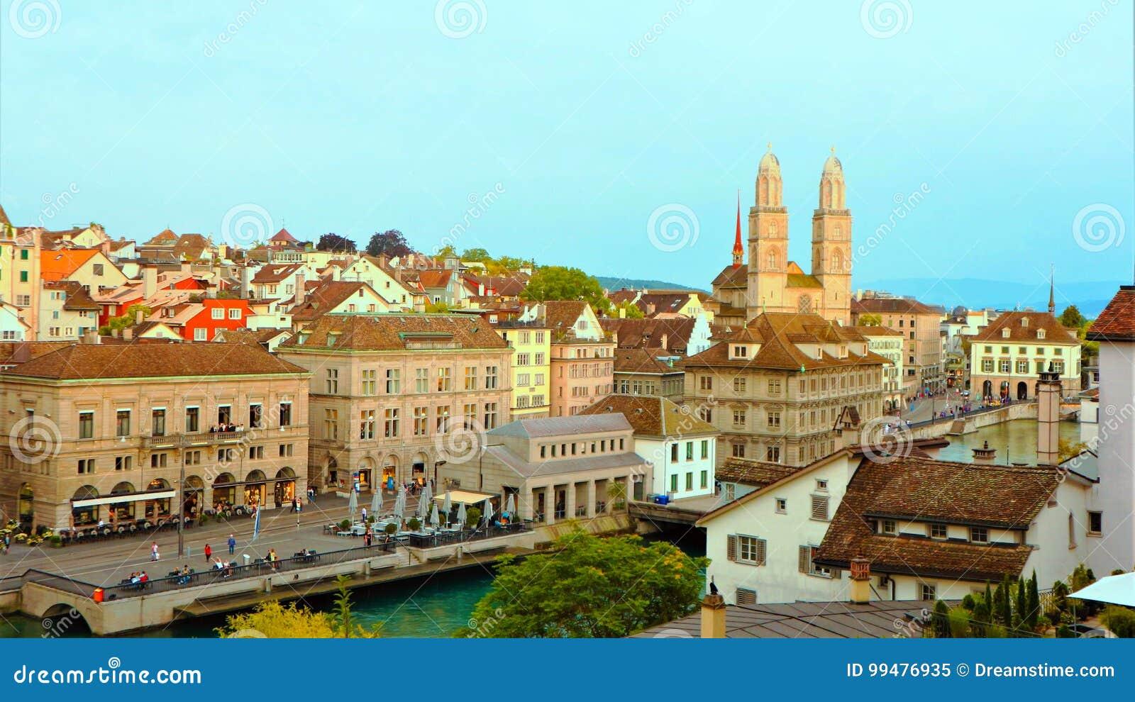Zürich die Schweiz