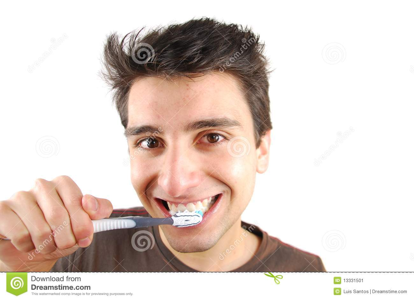 Ząb obsługuje zębów target2033_1_