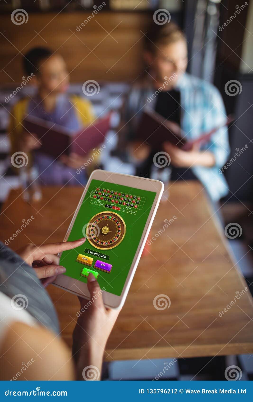 Złożony wizerunek online ruletowa gra