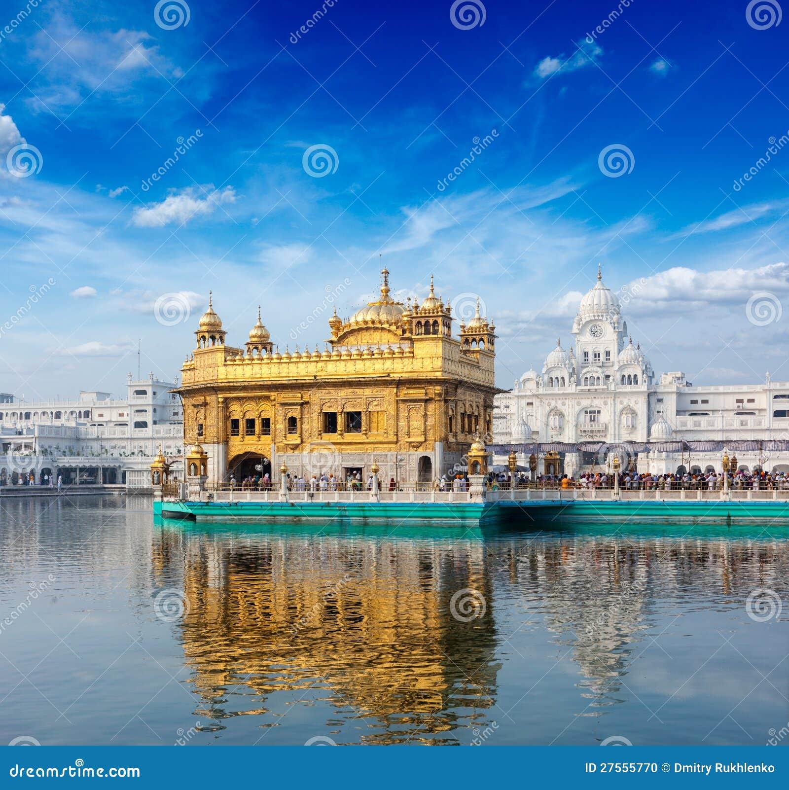 Złota Świątynia, Amritsar
