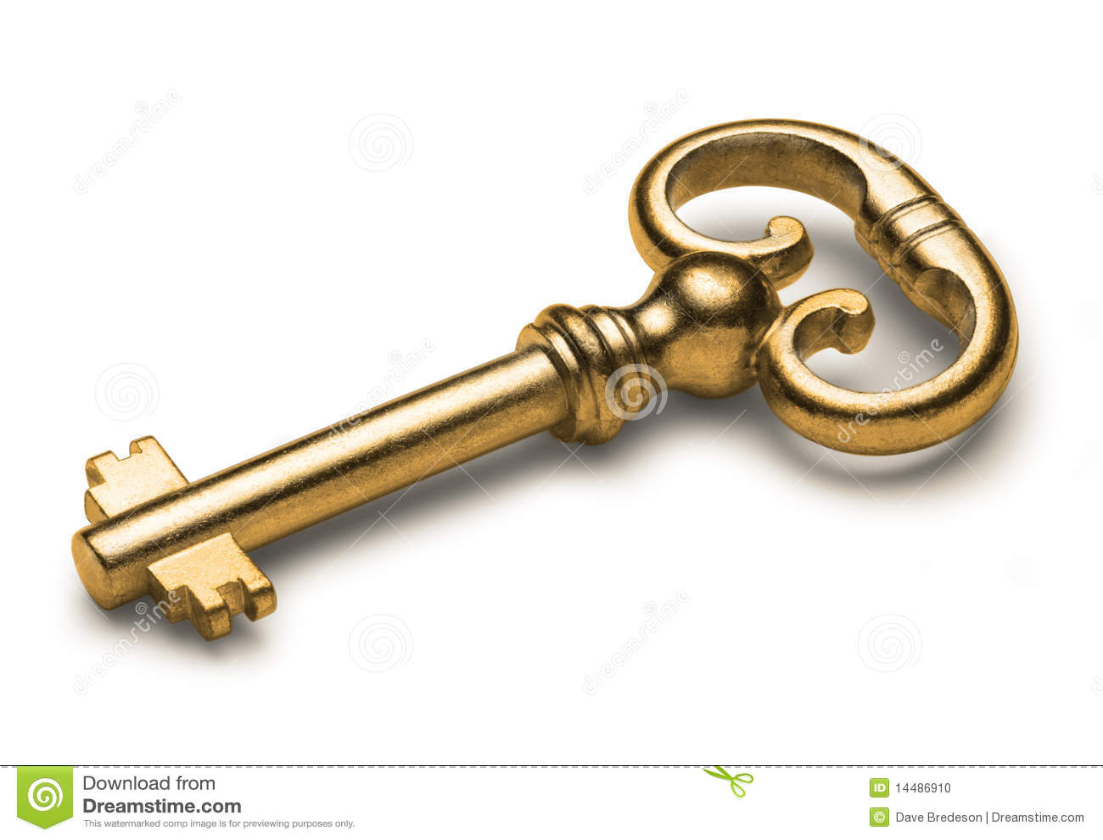 Złota stary kluczowy