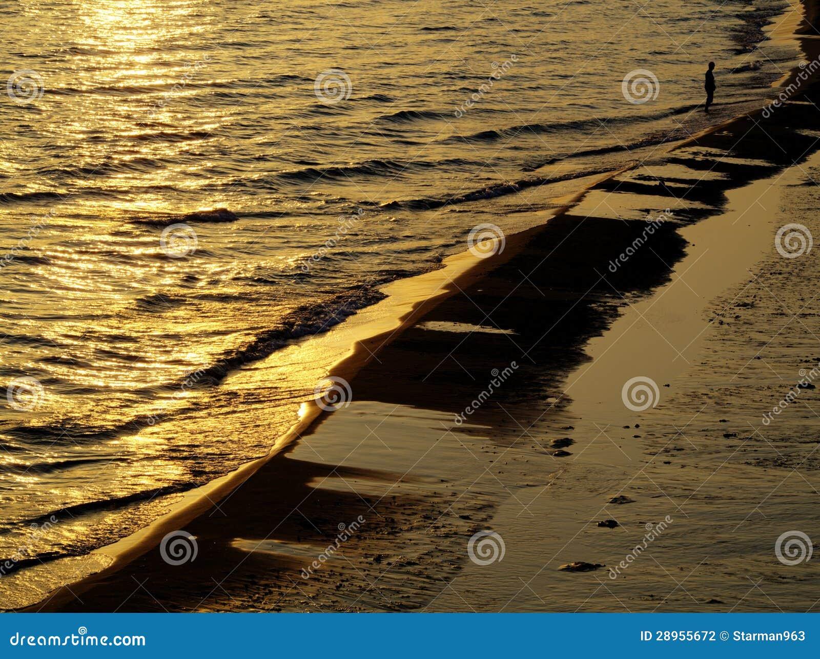 Złoty morze