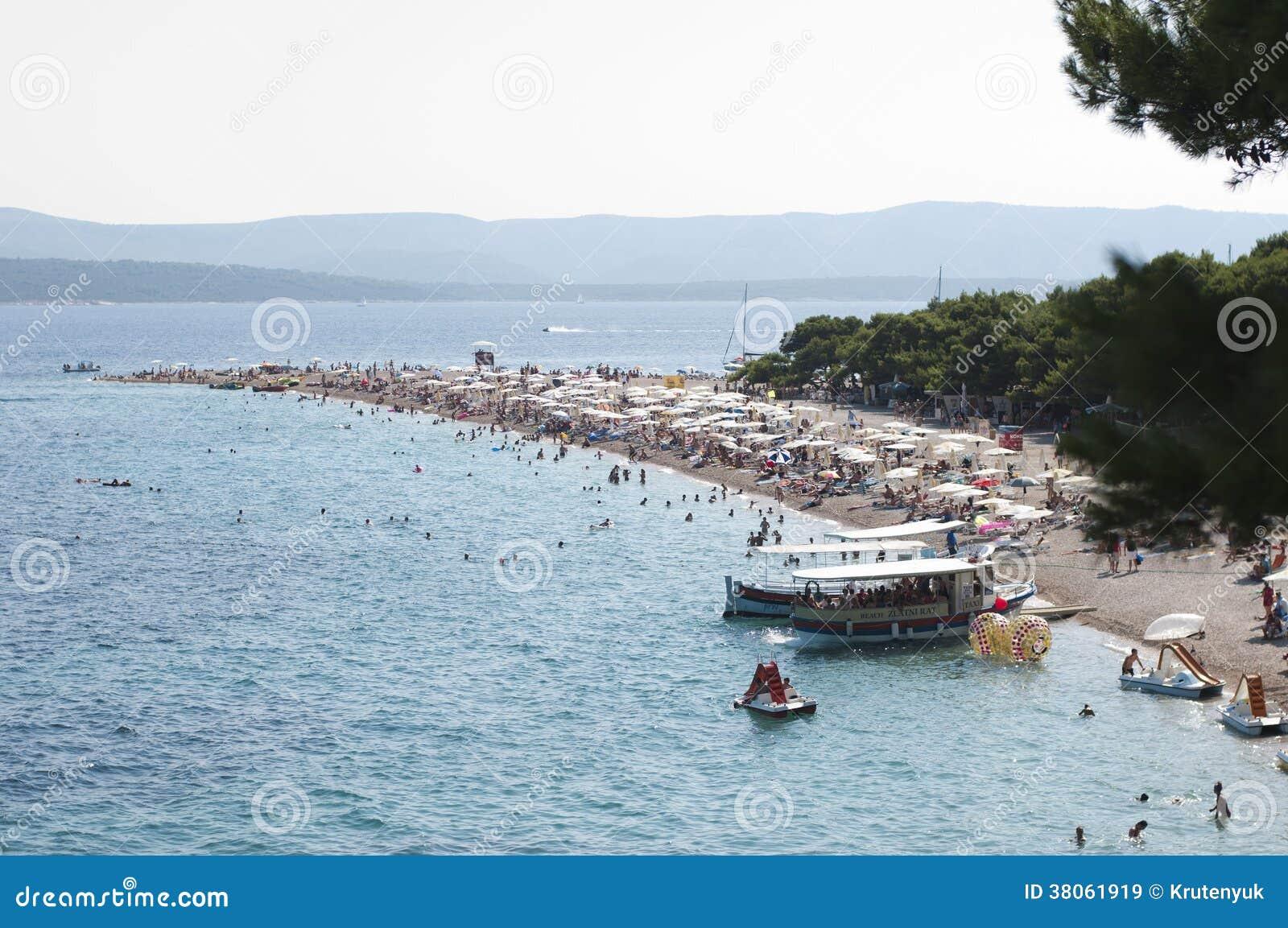Złoty przylądek, Chorwacja