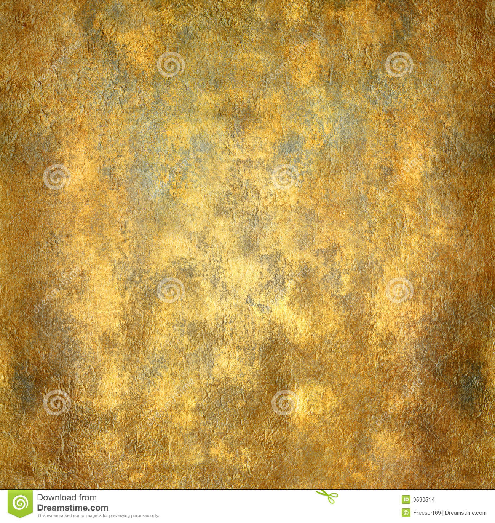 Złoty stiuk