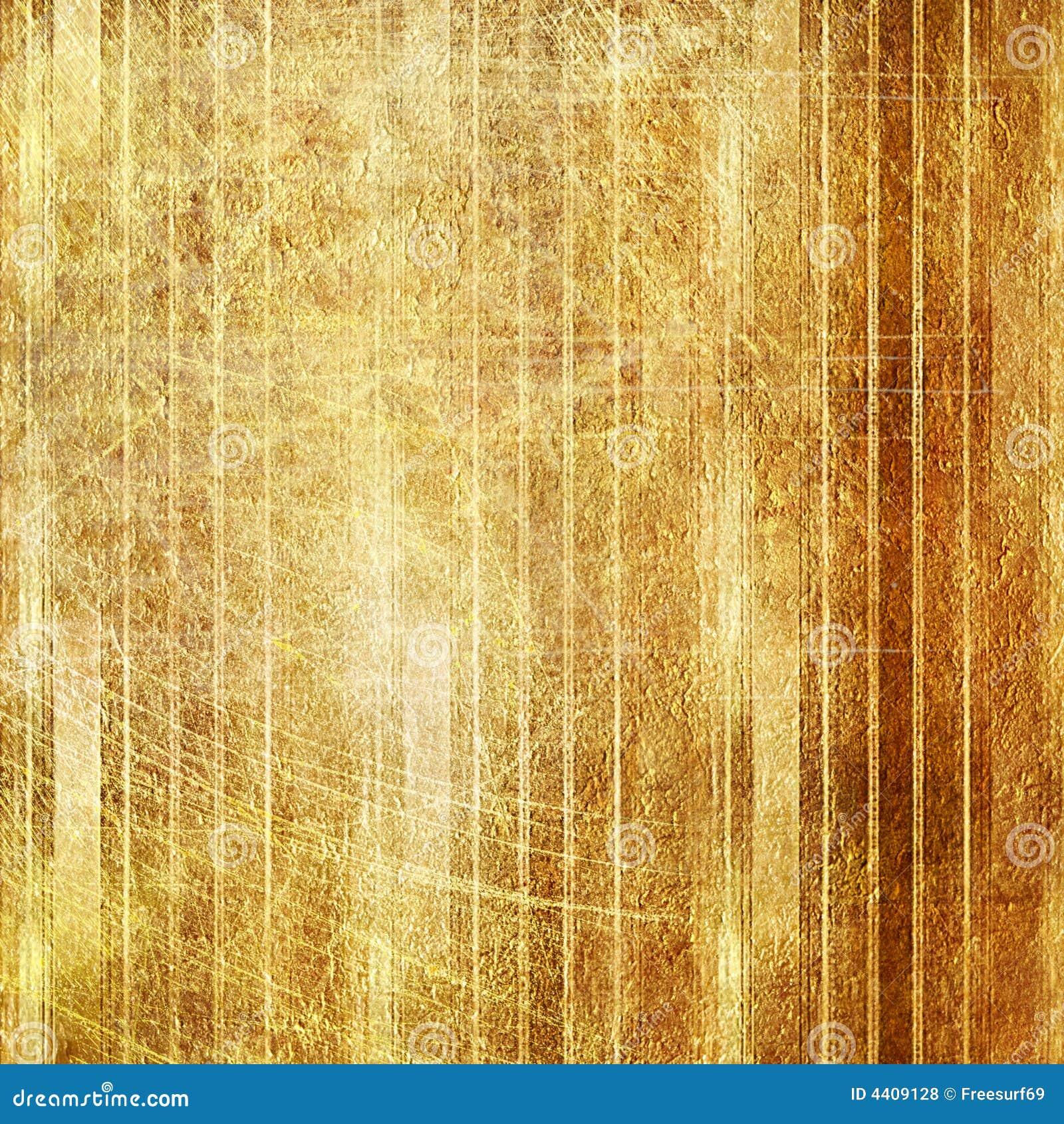 Złoty tła rocznik