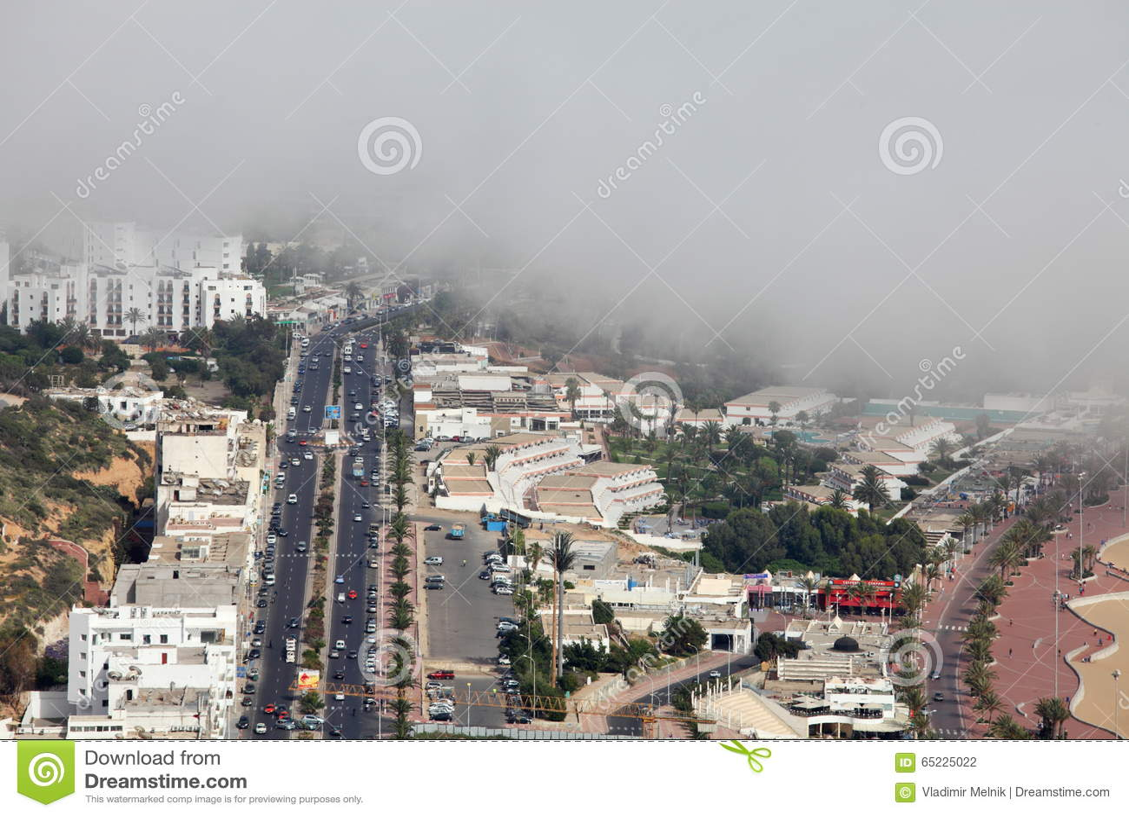 Z agadiru port Morocco
