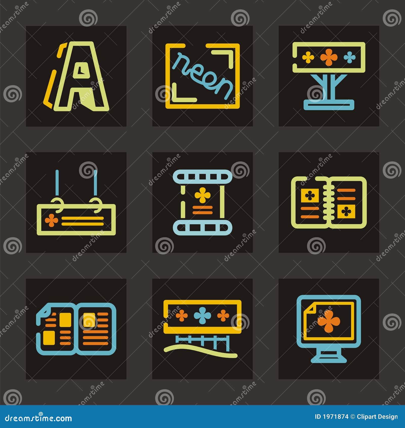Z cyklu ikony reklamowe