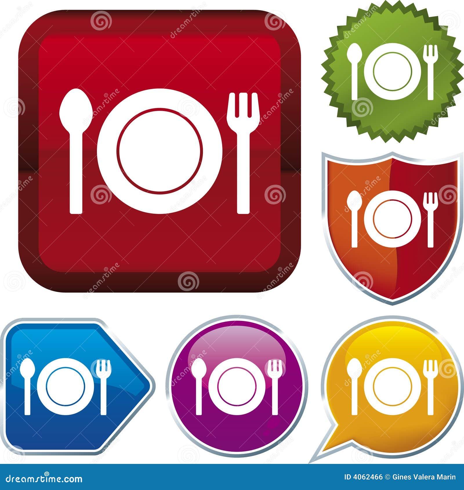 Z cyklu ikony wektorowe żywności