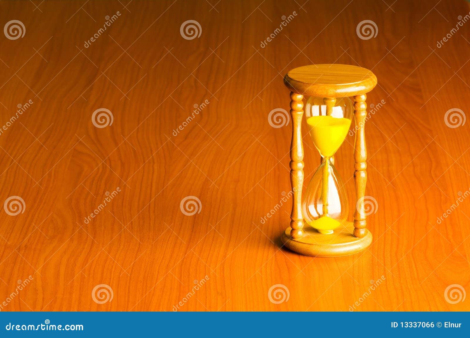 Z hourglass czas pojęcie