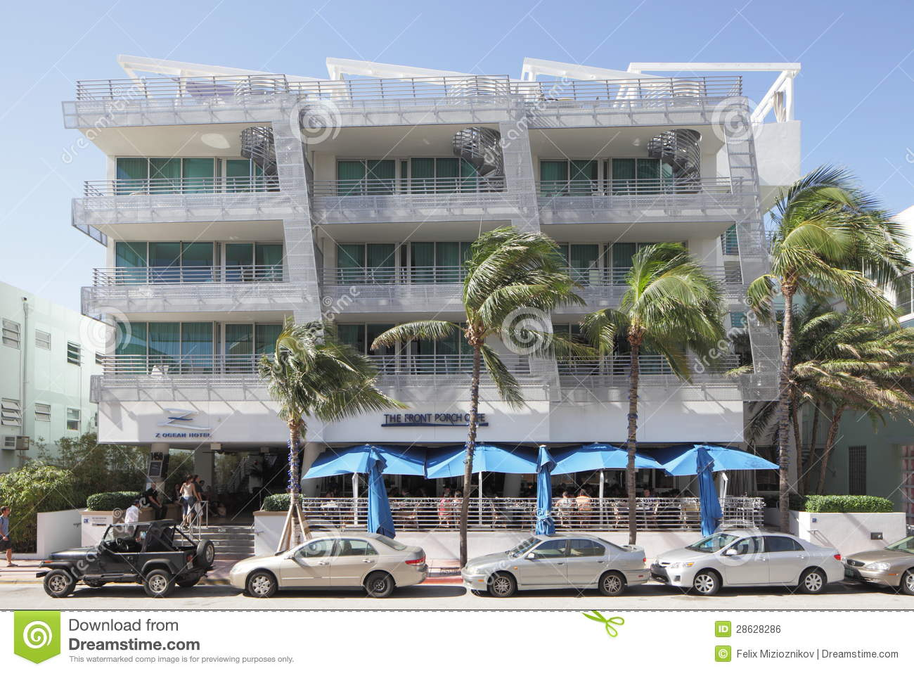 Hotel Of South Beach Collins Ave