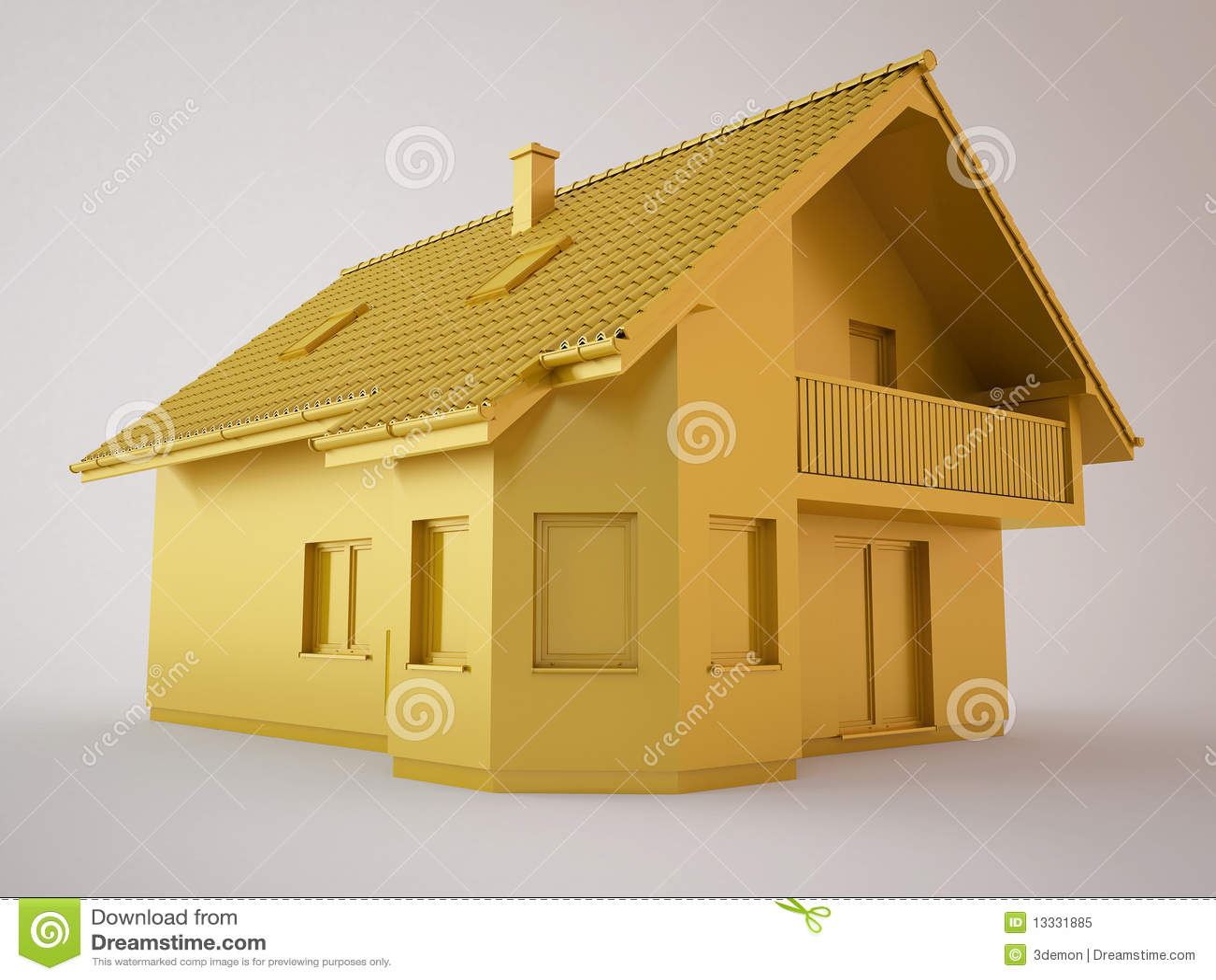 Złoty dom