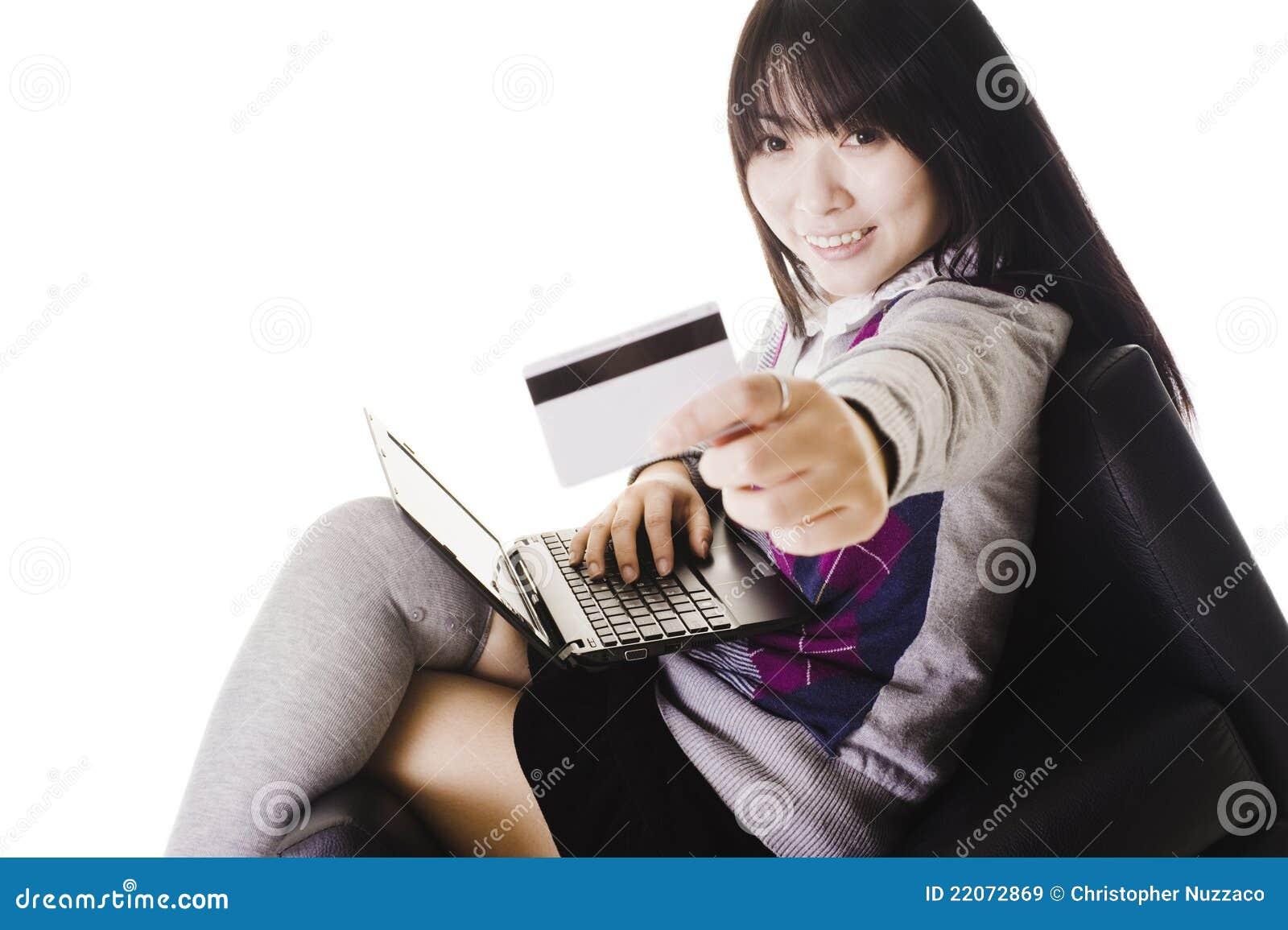Z pokazywać ucznia chińczyka karciany kredyt