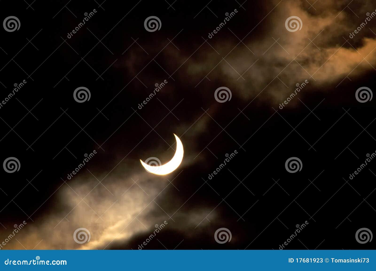 Zaćmienie słoneczny