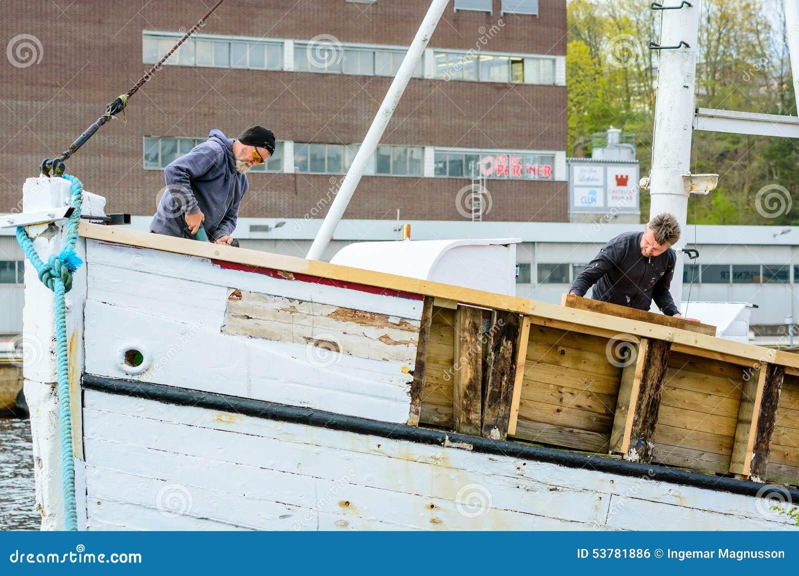 Załatwiać statek