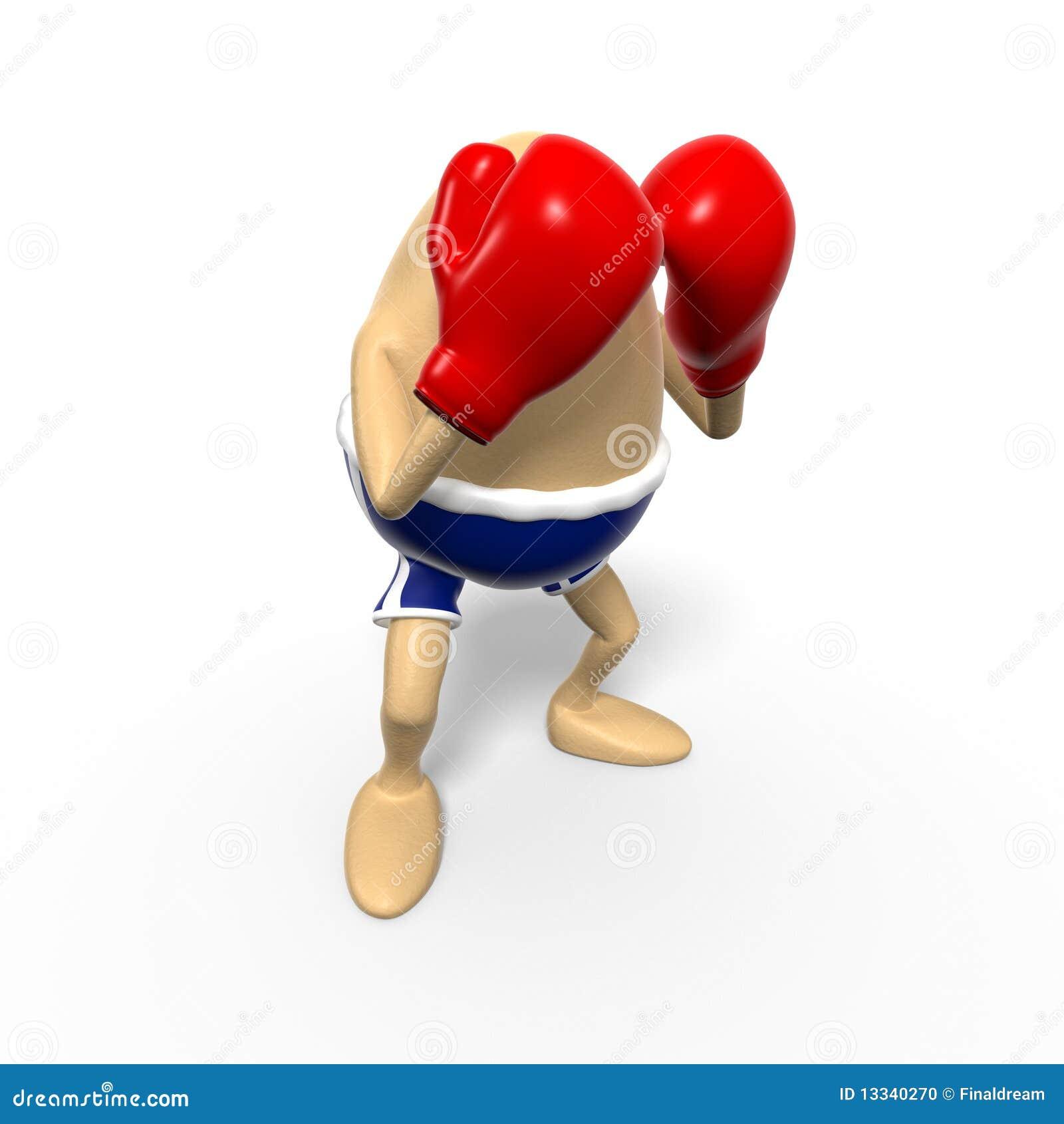 Za boksu jajka rękawiczek target560_0_