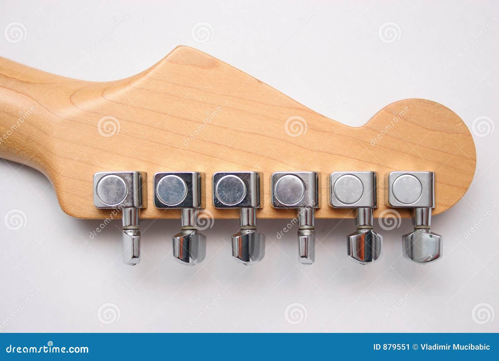 Za gitarą elektryczną