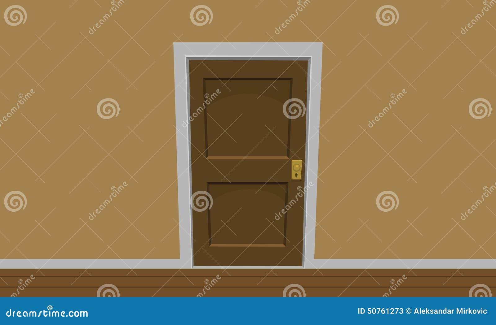 Zaal deur