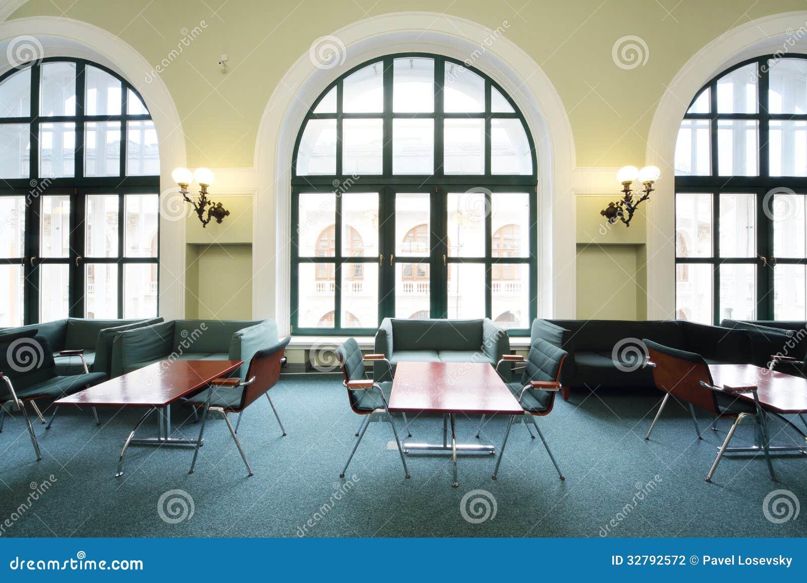 grote handel zaal in handel en industri 235 le kamer van