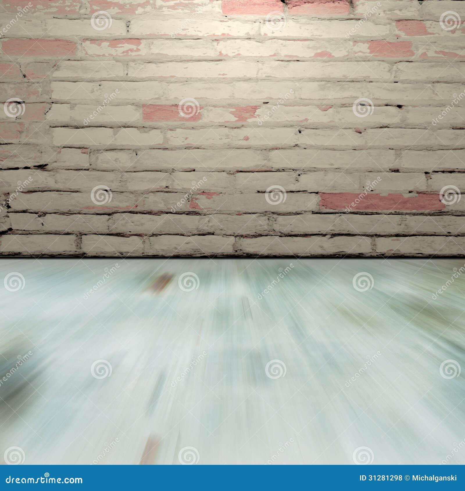 Zaal met een grijze vloer en een bakstenen muur royalty vrije stock foto 39 s afbeelding 31281298 - Grijze en rode muur ...