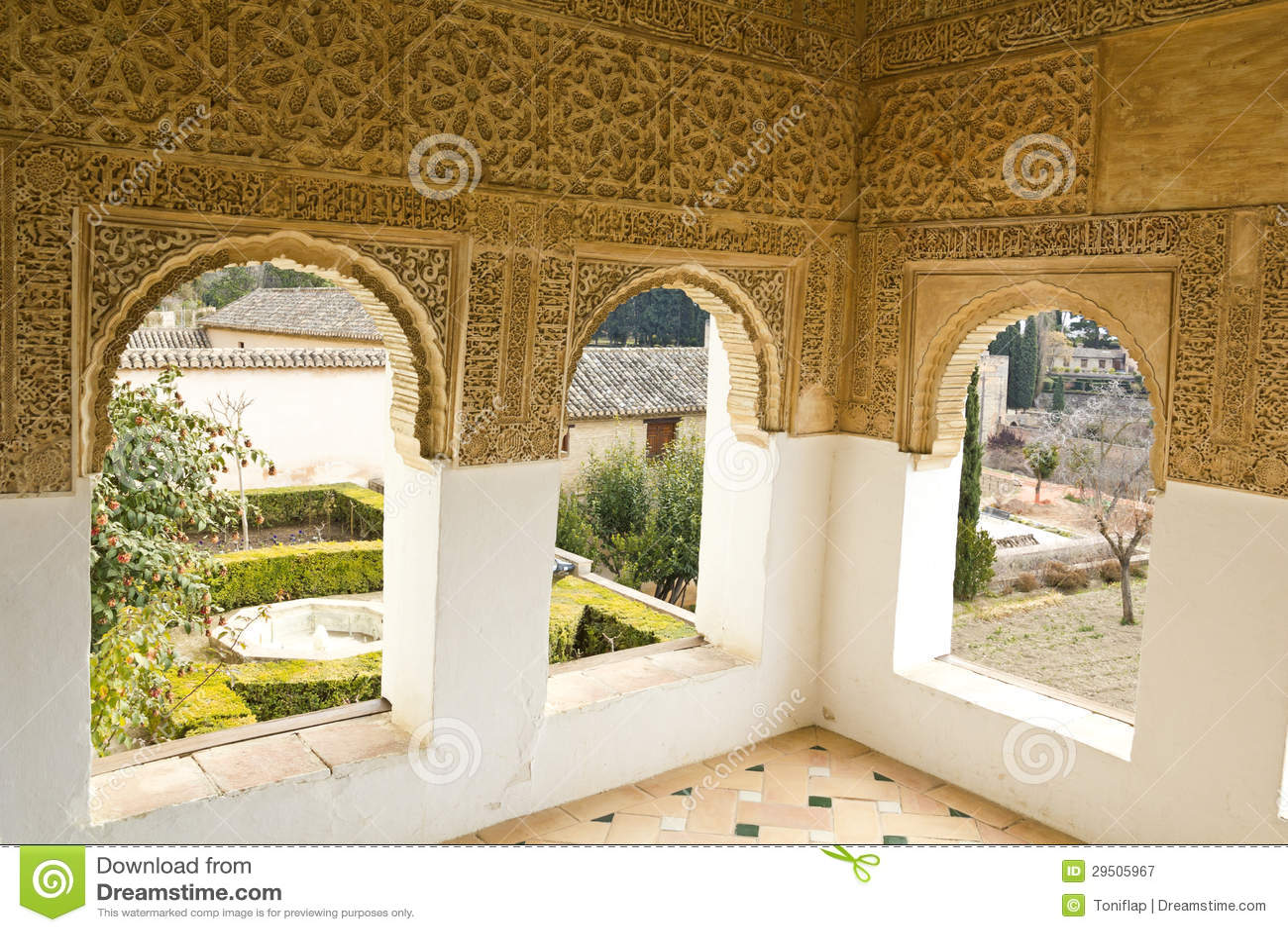 Zaal van Generalife