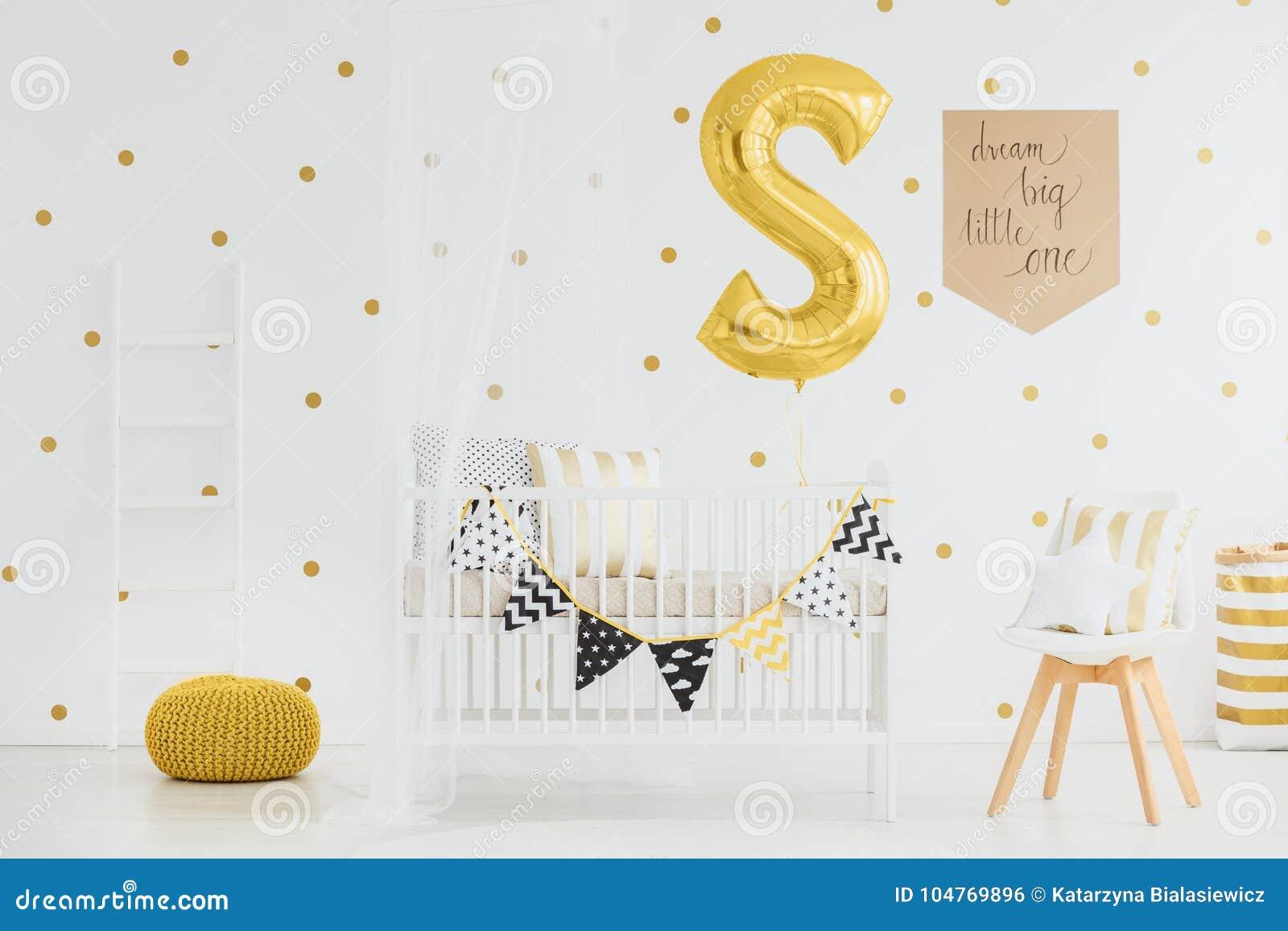Zaal voor pasgeboren