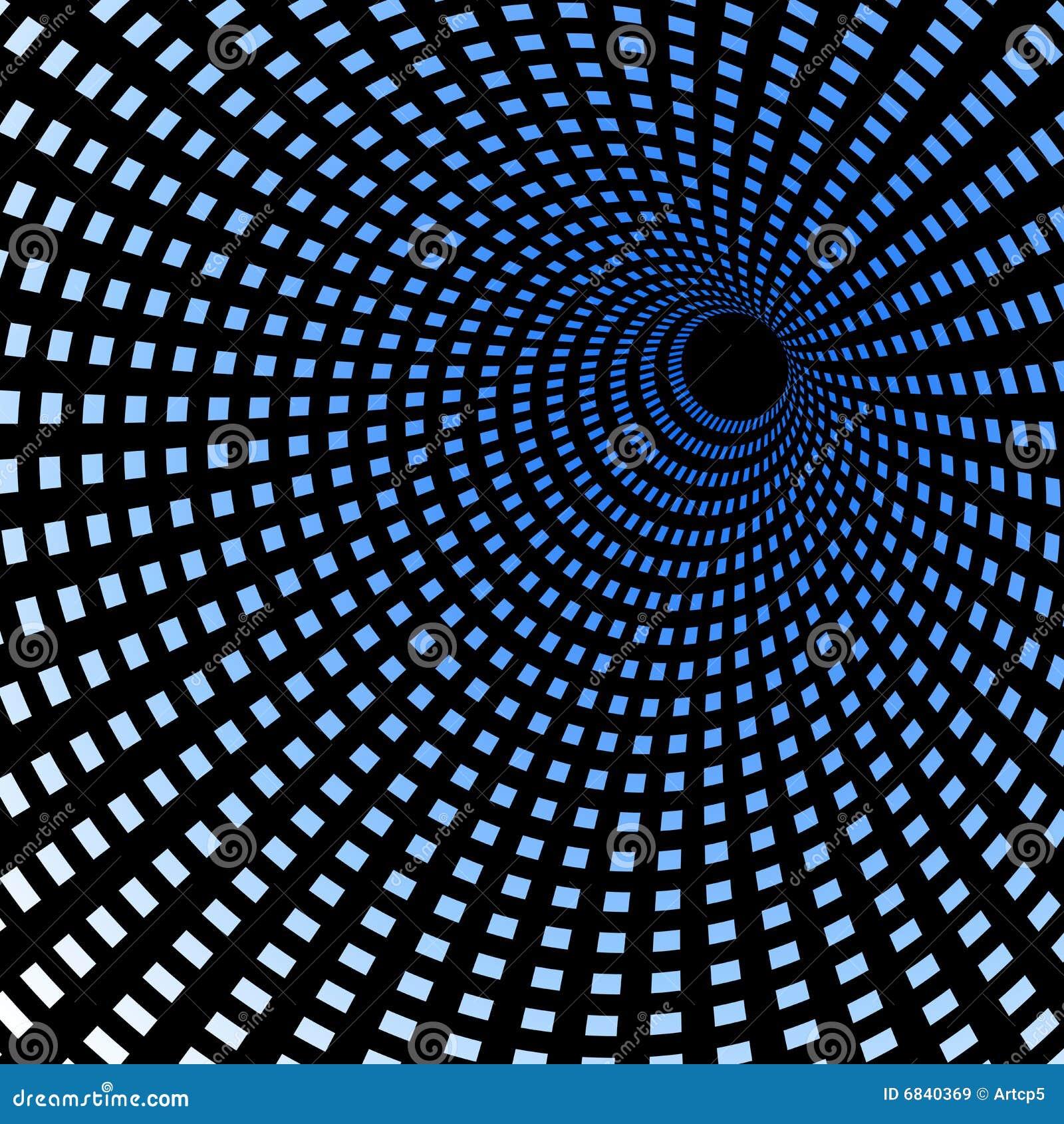 Zaawansowany technicznie tunelowy vortex