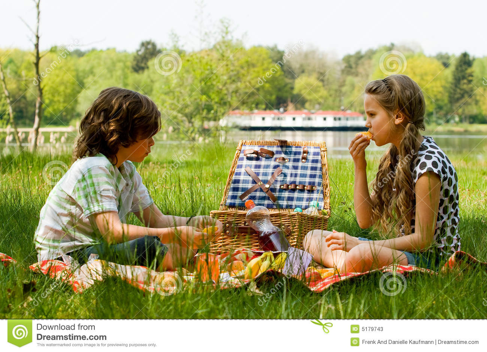 Zabawa na piknik