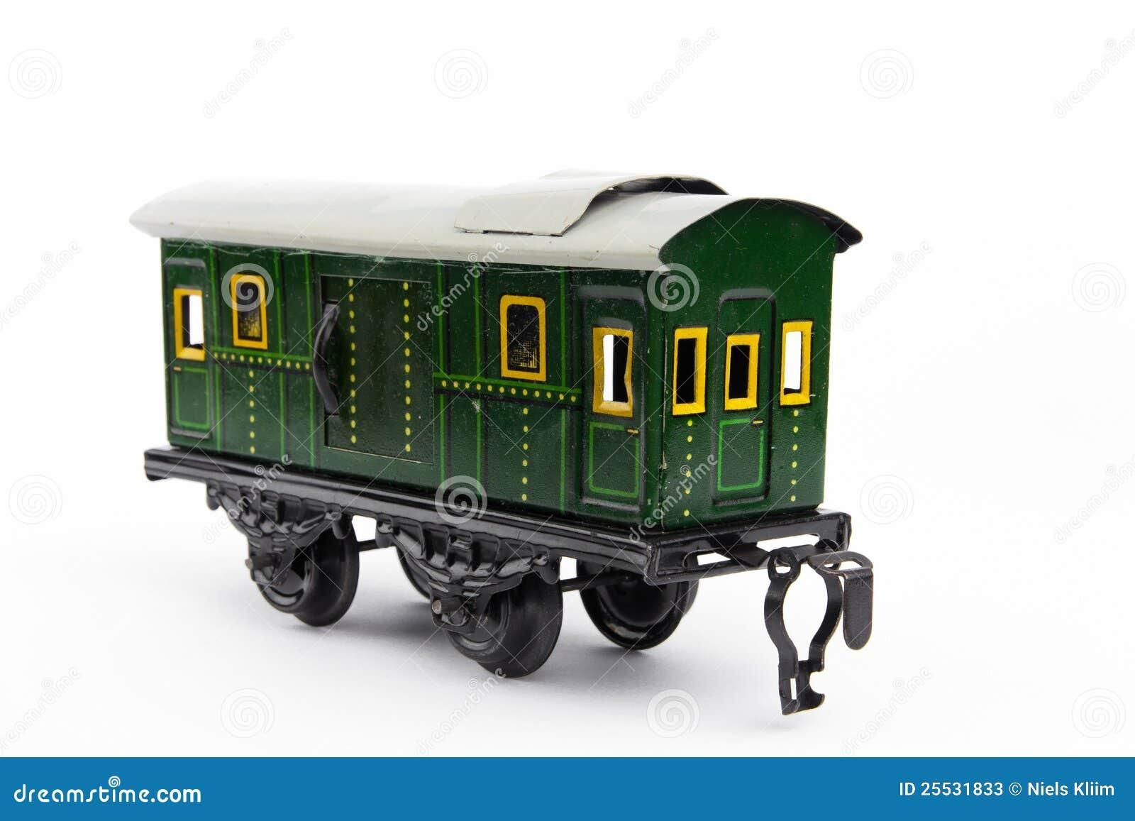 Zabawka stary pociąg