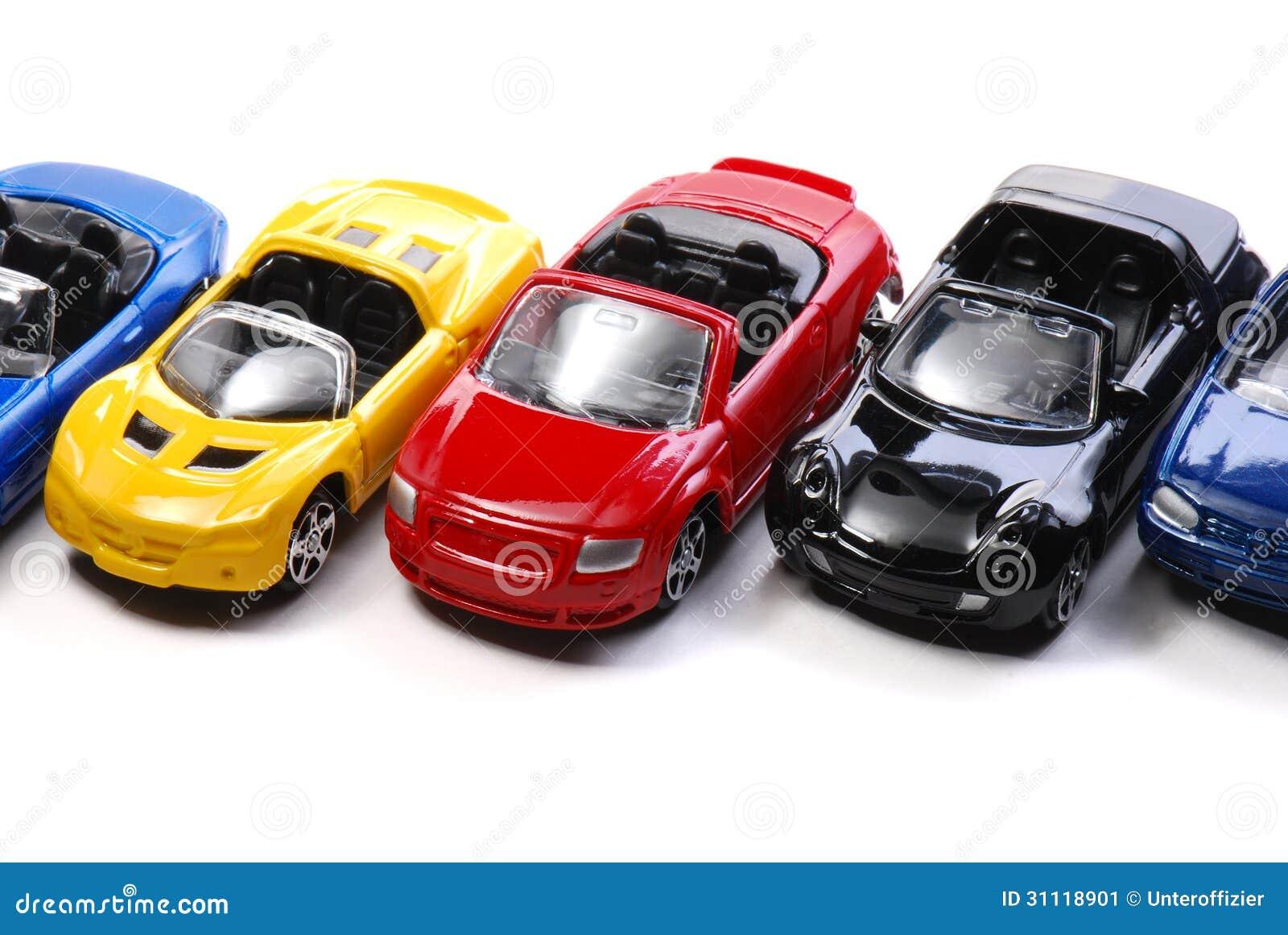 Zabawkarscy samochody
