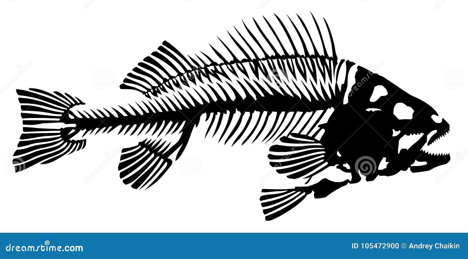Zabawy rybną ilustracyjny zredukowany wektora