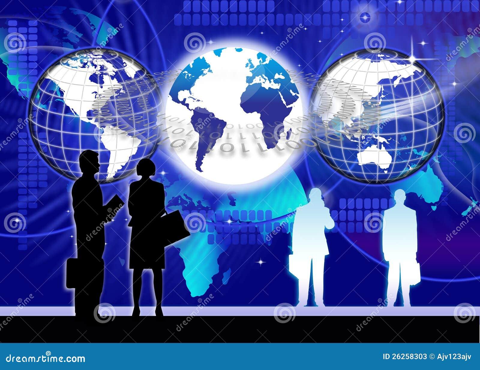 Zabezpieczać Światową Technologię
