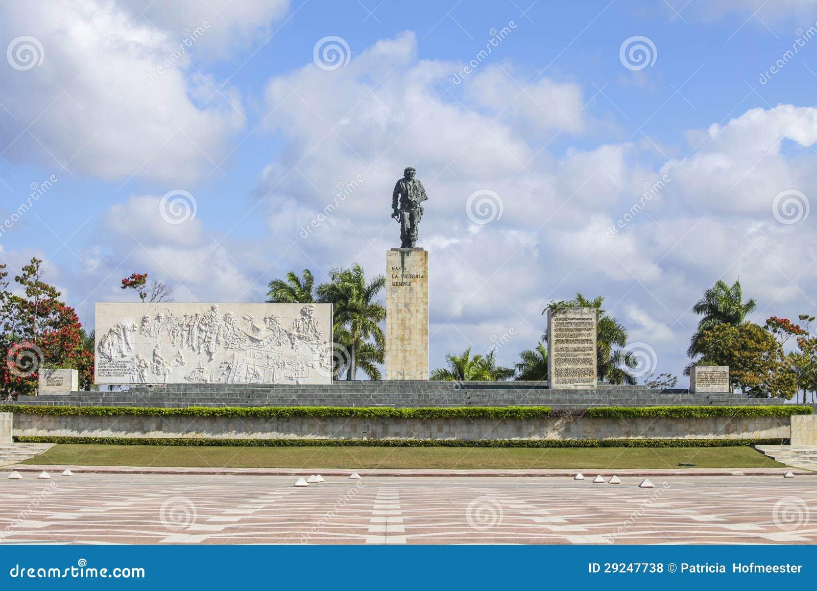 Zabytek dla Che Guevara w Kuba