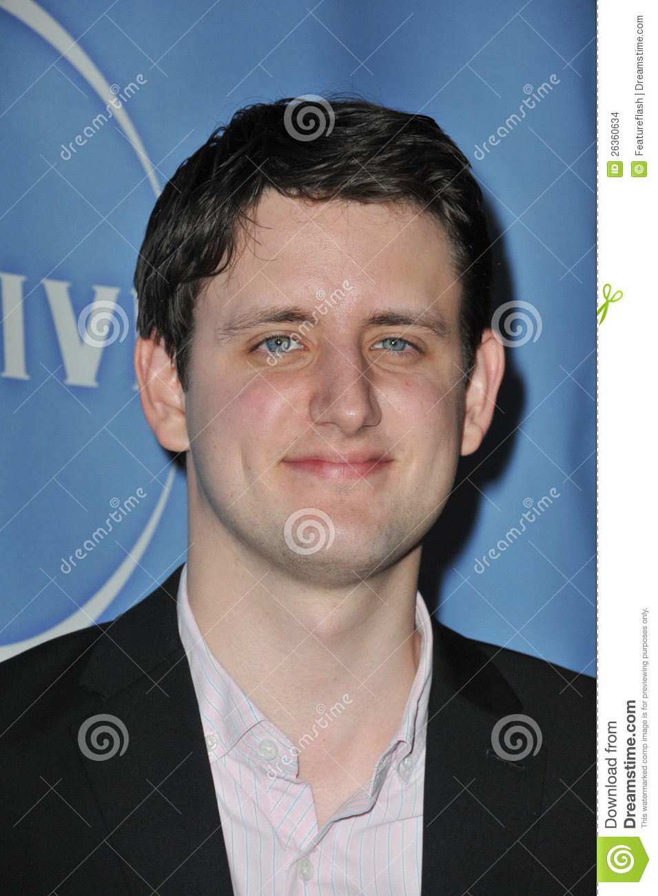 zach woods actor twitter